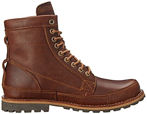 Timberland EK Originals Boots FTM_EK Original Leather 6 in Boot - botas de cuero hombre marrón - marrón