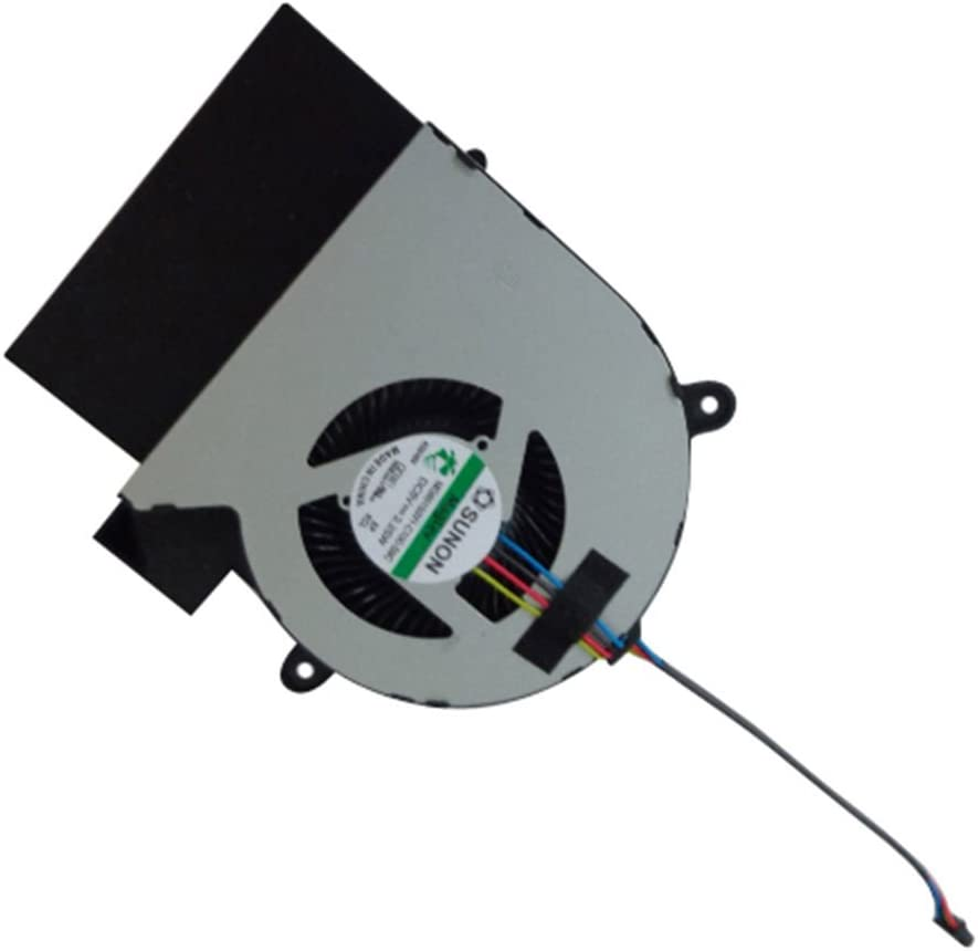 SWCCF New Laptop CPU Cooler Cooling Fan for Acer Predator 17 G9-791 G9-791G 15 G9-591 G9-591G Right Side
