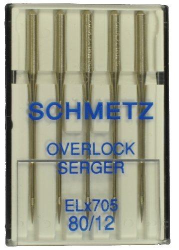 SCHMETZ Overlock Serger Needles