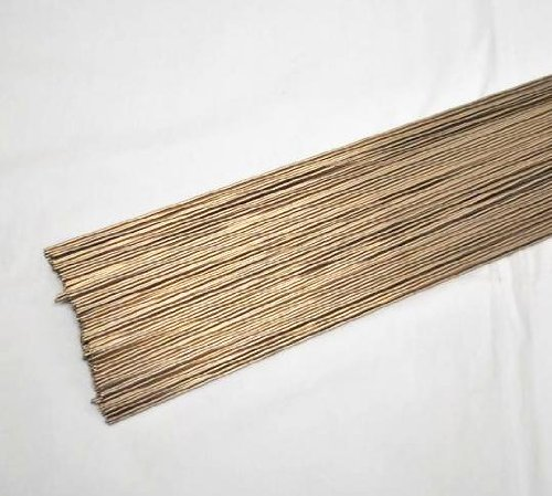Weldcote Metals Silicon Bronze 1/8'' X 36'' Rod 10 Lbs. by Weldcote Metals