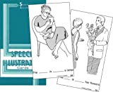 img - for Speech Illustrated Cards- Set 4 book / textbook / text book