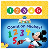 Count on Mickey!, Disney Book Group Staff, 1423115333