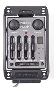 Fishman PRO-MAN-PT4 - Previo de amplificador para guitarra