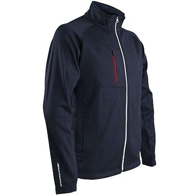 Sun Mountain Mens Isotherm Full Zip Jacket