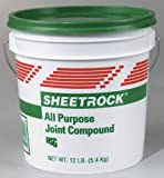 Sheetrock All Purpose Joint Compound Ready-Mixed 12 Lb
