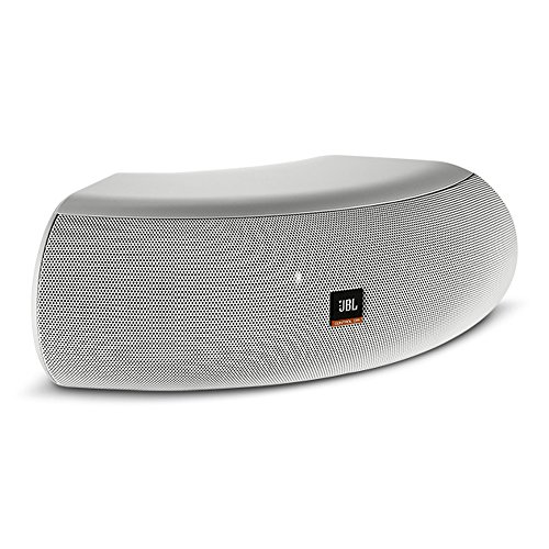 JBL CONTROLCRV-WH High Design Indoor/Outdoor Professional Loudspeaker, White