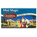 Celestial Seasonings Mint Magic Herbal Tea, 20 Count