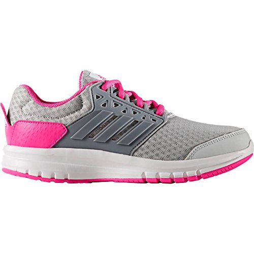Para De Silver Rosimp K gritra Niños Adidas Unisex 3 Zapatillas Running Galaxy Rosa 7I0Cq0