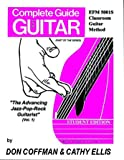 The Advancing Jazz-Rock-Pop Guitarist 9781879542419