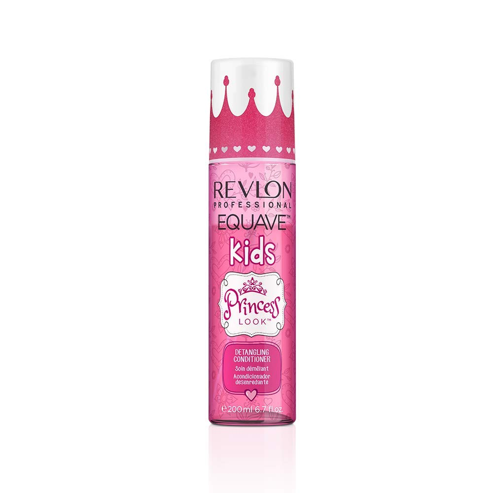 Revlon Professional Equave cuidado demelant Instantane sin rincage 2 Phases Blond azul Cheveux blonds, 200 ml