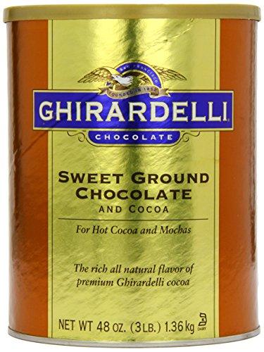 Ghirardelli chocolat sucré Rez