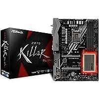 ASRock LGA 1151 Intel Z370 HDMI SATA 6Gb/s USB 3.1 ATX Motherboard