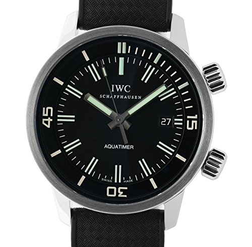 IWC-Aquatimer-automatic-self-wind-mens-Watch-Certified-Pre-owned