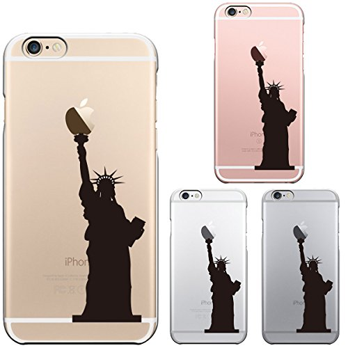 Iphone6 Iphone6s Case 4.7 Inch Transparent Shell New York Statue of - Times Square Macy's