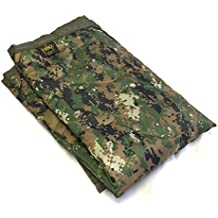 HSD Mini Woobie Military Style Poncho Liner Kids Baby Blanket (Baby, Toddler, and Adult Sizes)