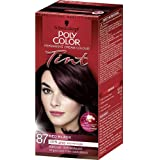 Schwarzkopf Poly Color Tint 87 Red Black (Pack of 3)