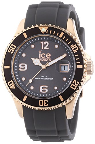Ice-Watch - Ice-Style - Taupe Gray - Unisex (43mm) Silicone Quartz Analog Watch - IS.TAR.U.S.13 by Ice