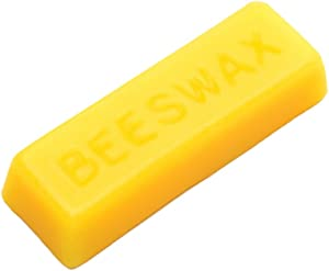BEESWAX - 100% Organic - 5oz Pack - 5 Bars - by EarthWise Aromatics