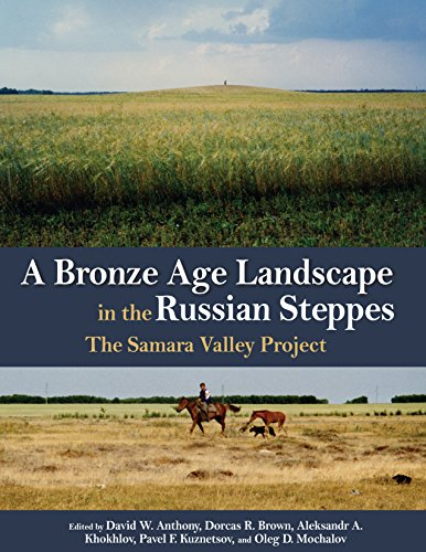 (A Bronze Age Landscape in the Russian Steppes: The Samara Valley Project (Monumenta Archaeologica Book 37))