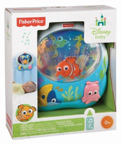 Mattel fisher price y3625 juguete musical para cuna dise o de nemo - Fisher price cuna ...