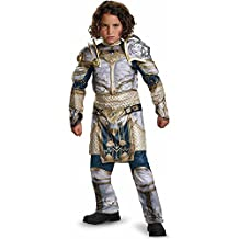 Disguise Costumes King Llane Classic Muscle Warcraft Legendary Costume, Large/10-12