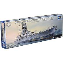 Trumpeter TR05767 1/700 German Prinz Eugen Heavy Cruiser 1945 Model Kit