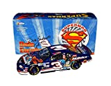 AUTOGRAPHED 1999 Dale Earnhardt Jr. #3 ACDelco Racing SUPERMAN CAR (Busch Series) Championship Season Vintage Rare Signed Action Collectible 1/24 NASCAR Diecast Car with COA