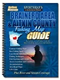 Brainerd Area & Aitkin County Fishing Map Guide