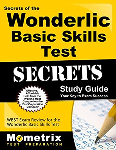 secrets of the wonderlic basic skills test study guide wbst exam rh amazon com Study Smart Tutors Martin Smart Study College