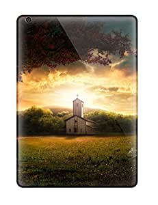 Hot New Sunrise Earth Case Cover For Ipad Air With Perfect Design