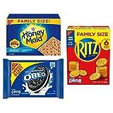 OREO, RITZ, & Honey Maid Snack Variety Pack, Family