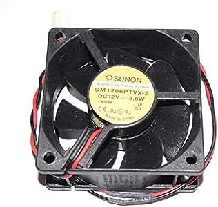 Ayazscmbs enfriamiento Ventilador para SUNON 606025mm GM1206PTVX-A ...