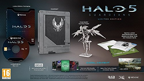 Halo 5 Guardians Limited Xbox One