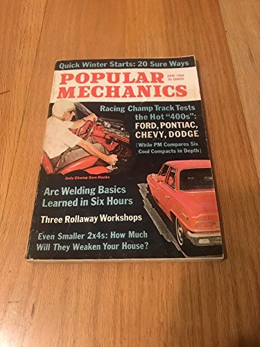 Popular Mechanics, January 1964
