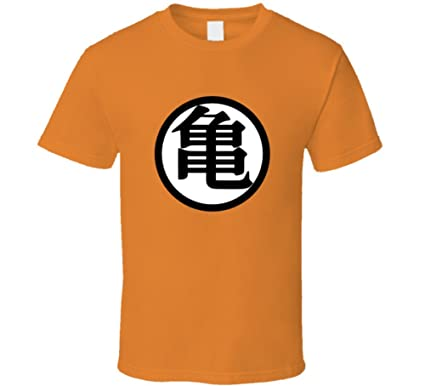 Amazon T Shirt Bandit Goku Kame Uniform Logo Anime Cartoon