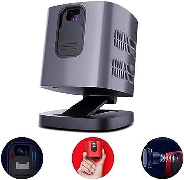 LFDD - Mini proyector portátil con retroproyector de Viaje para ...