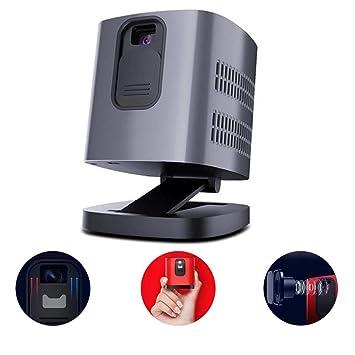 Mini Proyector, Video Proyector 4500 LÚMenes Soporta Full HD ...