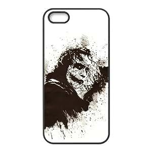 Monster Walking Dead Skull Black iPhone 5S case