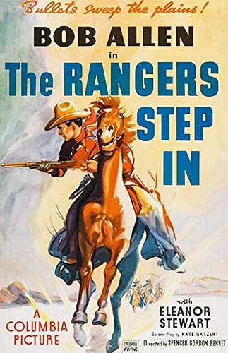 The Rangers Step in - 1937 - Movie Poster