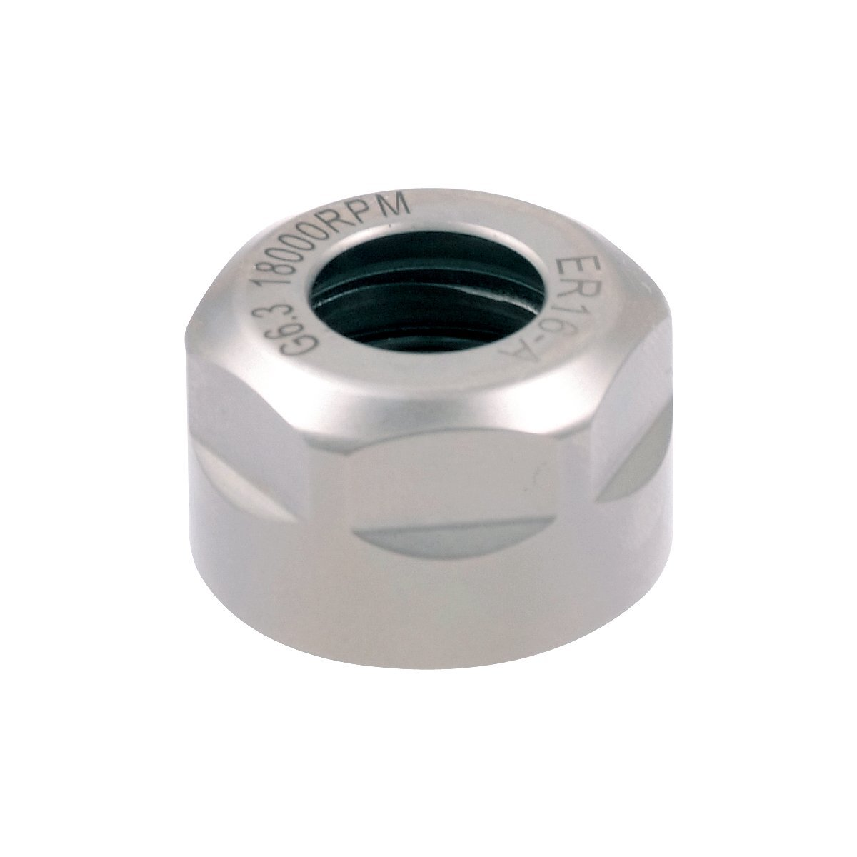 Pro Series by HHIP 3900-0686 Collet Chuck Nut, A-Type Er16, 18000 rpm, 28 mm