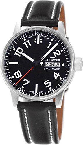 Fortis Spacematic 623.10.41.L.01 Automatic Mens Watch Highly Limited Edition