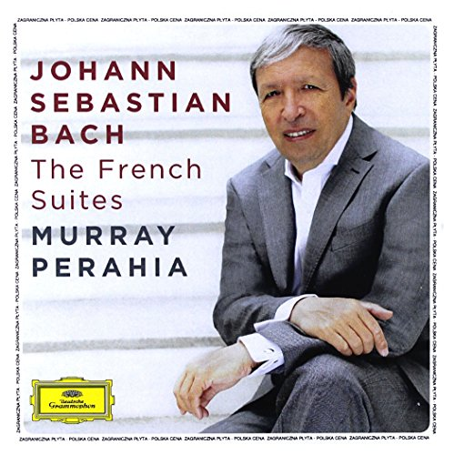 8b0f2caf0a8 Perahia Murray  Bach The French Suites (PL)  2CD  - Buy Online in ...