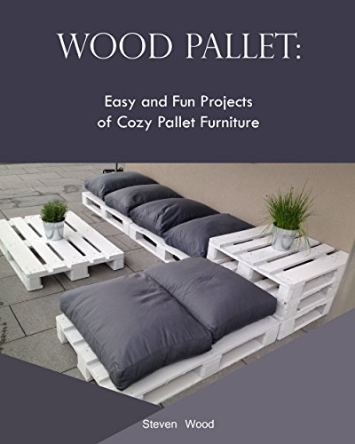 Wood Pallet: Easy and Fun Projects of Cozy Pallet Furniture: Indoor and Outdoor Furniture pallete furniture