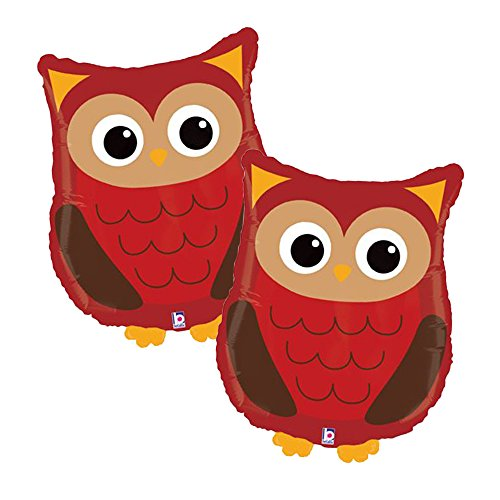 (Set of 2 Adorable Woodland Owl 26