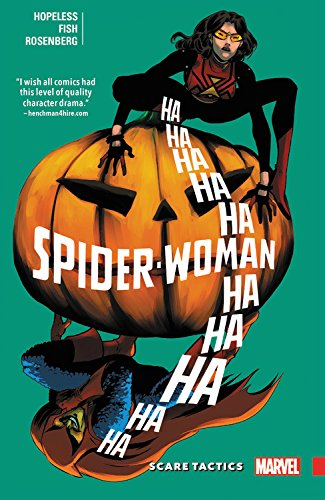 Spider-Woman: Shifting Gears Vol. 3: Scare Tactics
