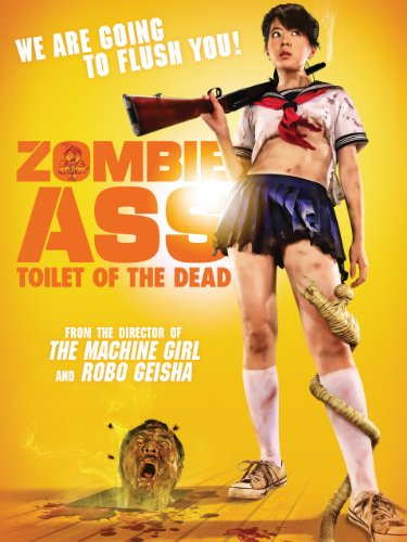 Zombie Ass: Toilet of the Dead (English Subtitled)