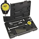 "Anytime Tools Dial Bore Gauge 0.7""-6""/0.0005"" Deep Engine Hole Cylinder Measurement Gage"