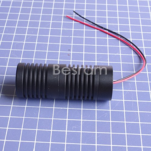 200 Mw Green Laser (INDUSTRIAL LAB 3VDC 532nm Green Laser 150mW-200mw DOT Module Diode Lazer 25X64mm)