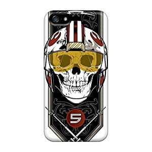 New Diy Design Rouge Squadren For Iphone 5/5s Cases Comfortable For Lovers And Friends For Christmas Gifts