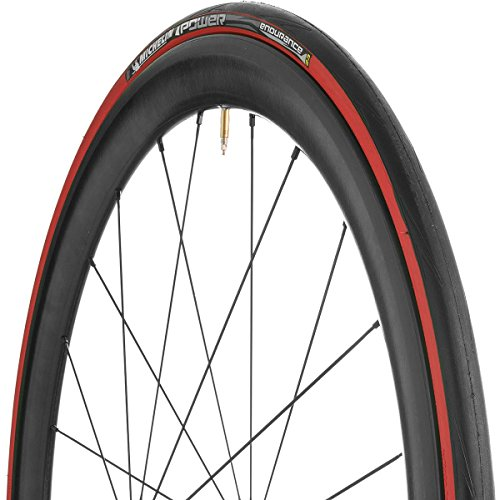 ance Tire - Clincher Red, 700c x 23mm ()